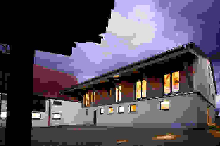 Umbau Scheune 01 Landhäuser von Klaus Geyer Elektrotechnik Landhaus