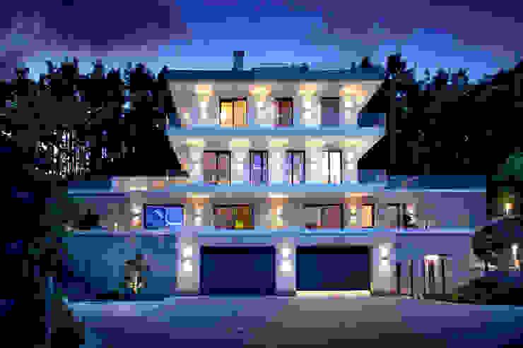 Cleveres Energiekonzept 01:  Häuser von Klaus Geyer Elektrotechnik