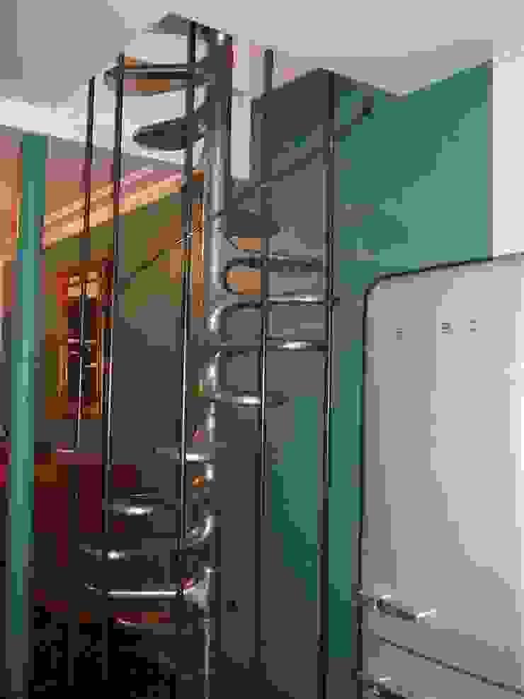 sécurisation d'un escalier Tallon ATELIER MACHLINE Escalier