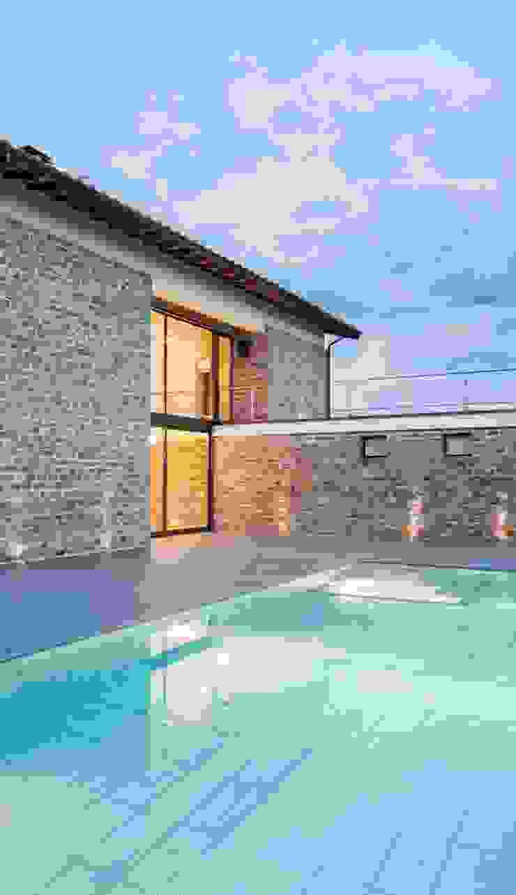 Nowoczesne domy od Fabricamus - Architettura e Ingegneria Nowoczesny