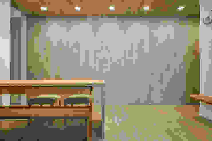 找得到嗎? Modern Walls and Floors by 王采元工作室 Modern