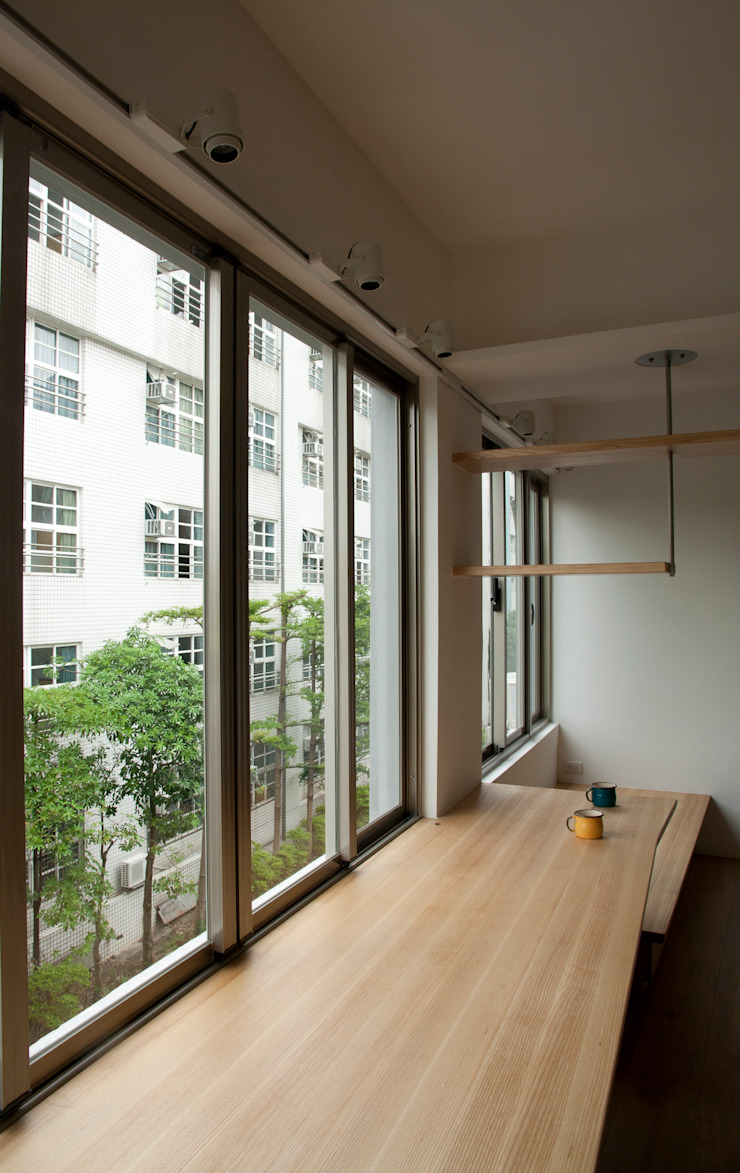 栓木實木好質感 根據 王采元工作室 現代風