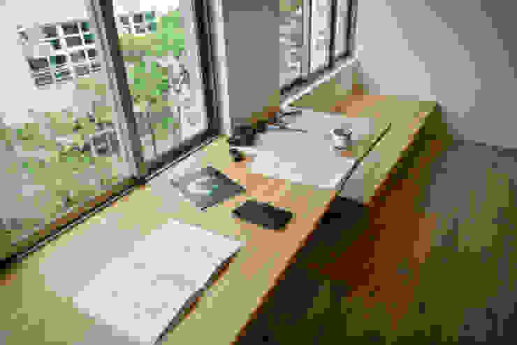 大桌面好過癮 根據 王采元工作室 現代風