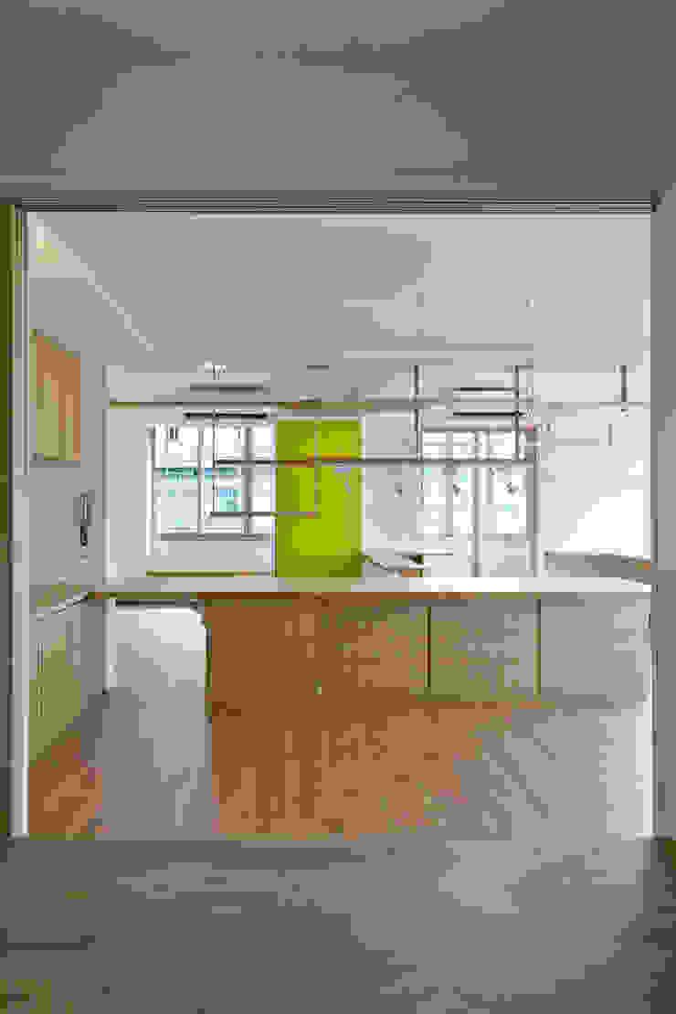 從和室看餐廳 根據 王采元工作室 現代風