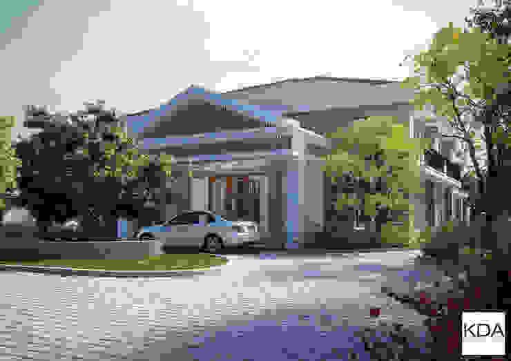 Portico de Busto (3D Renders) by KDA Design + Architecture