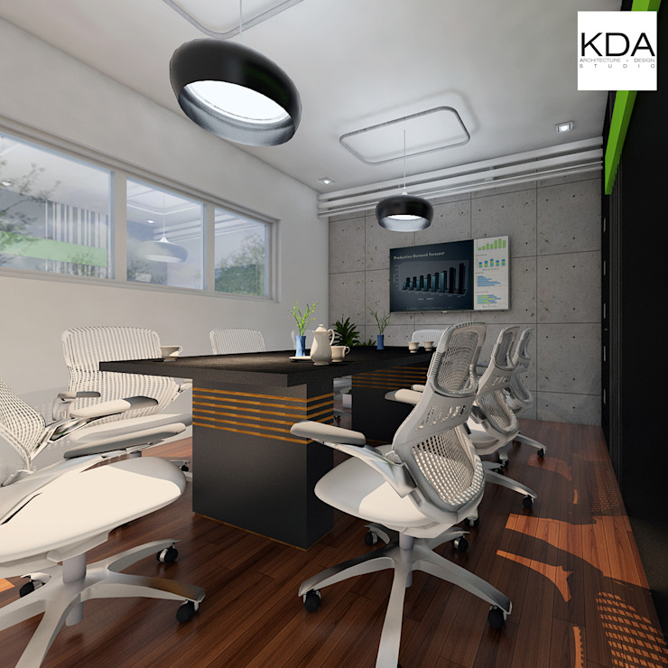 FdG Office Conference Room KDA Design + Architecture