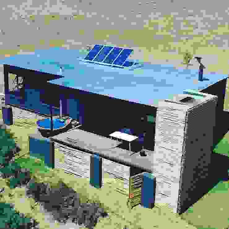 de Berman-Kalil Housing Concepts Minimalista