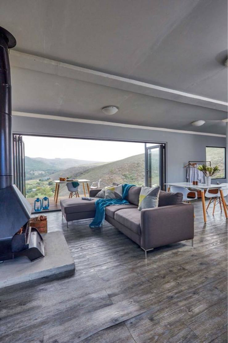 Salas de estilo minimalista de Berman-Kalil Housing Concepts Minimalista
