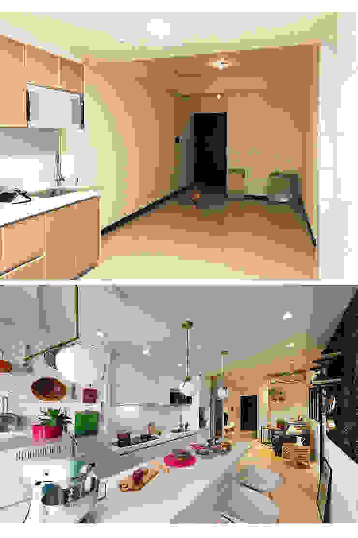 【原味司康的獻禮】 歡迎光臨,我的甜點廚房 Welcome to Meio's kitchen. 根據 一葉藍朵設計家飾所 A Lentil Design