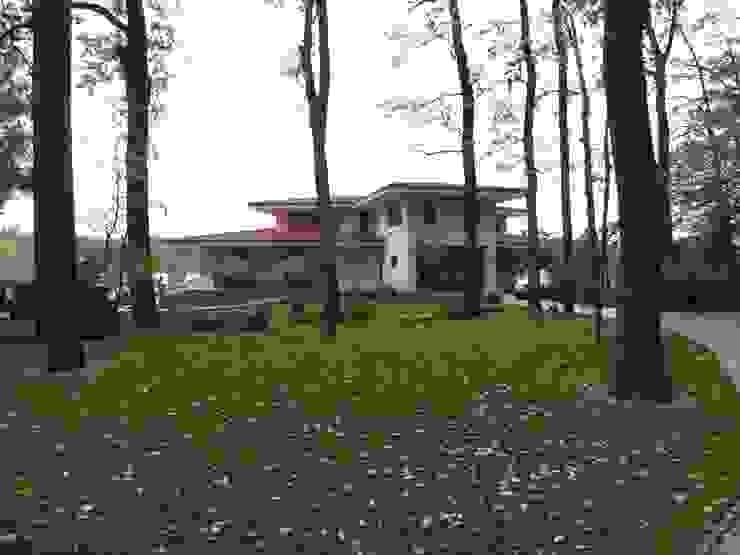 Villa Snagov van Studio Y architecten Landelijk