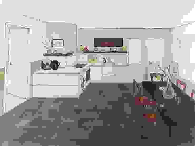 Keuken schets van Studio Room by Room