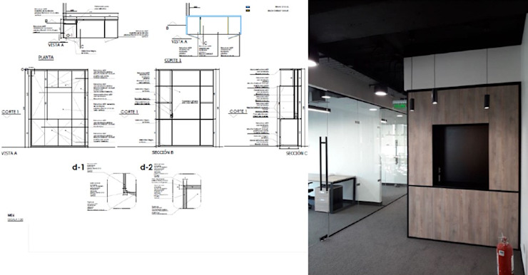 Mueble multiuso Arq Darwin Machiste Salas/RecibidoresMuebles para televisión y equipos Madera Marrón