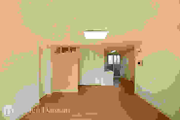암사동 한강포스파크 25py 거실 모던스타일 거실 by Design Daroom 디자인다룸 모던