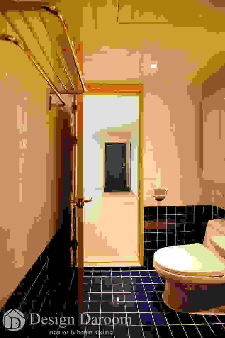 암사동 한강포스파크 25py 욕실 모던스타일 욕실 by Design Daroom 디자인다룸 모던