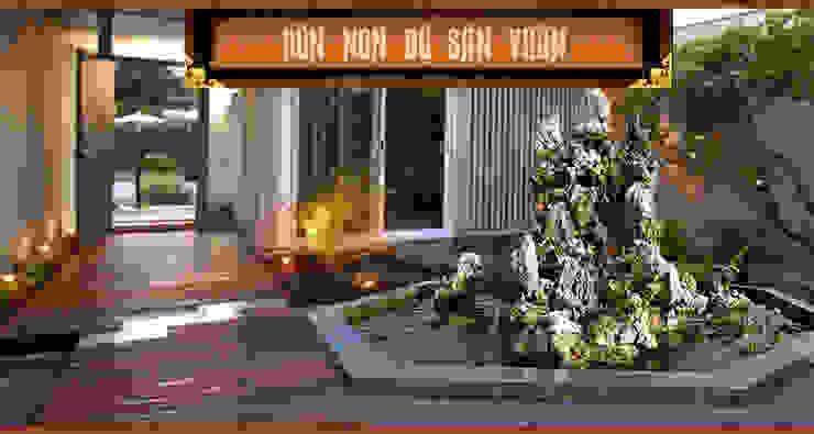 Giới thiệu về hòn non bộ tại nonbo.net.vn bởi Công Ty Thi Công Và Thiết Kế Tiểu Cảnh Non Bộ