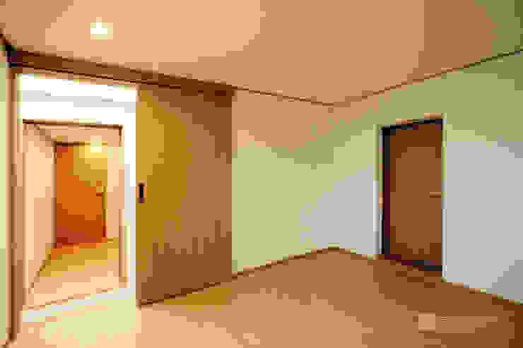 누하동 주택 리모델링 주식회사 착한공간연구소 아시아스타일 미디어 룸