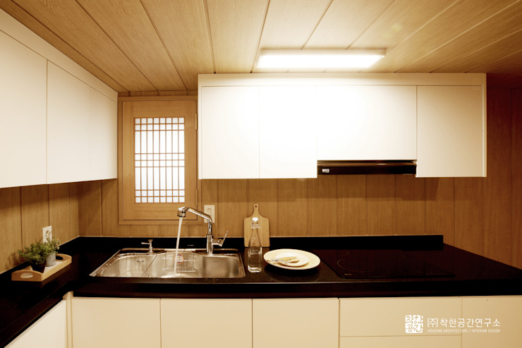 주식회사 착한공간연구소 Asiatische Küchen