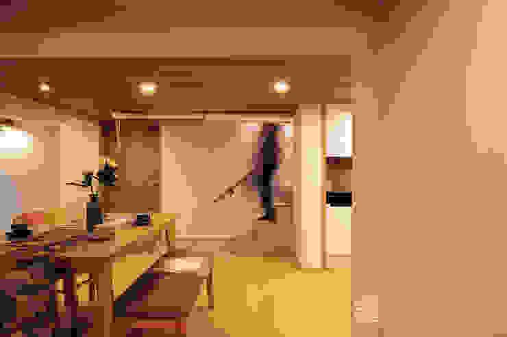 누하동 주택 리모델링 주식회사 착한공간연구소 계단