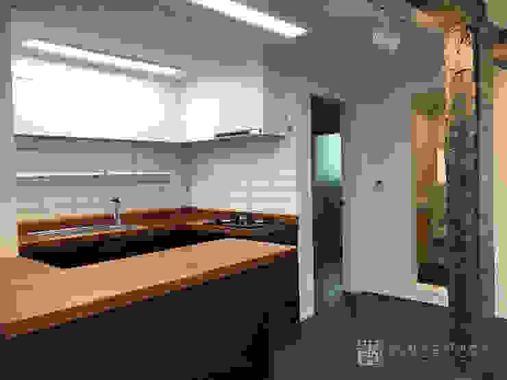 오금동 신혼집 주식회사 착한공간연구소 모던스타일 주방