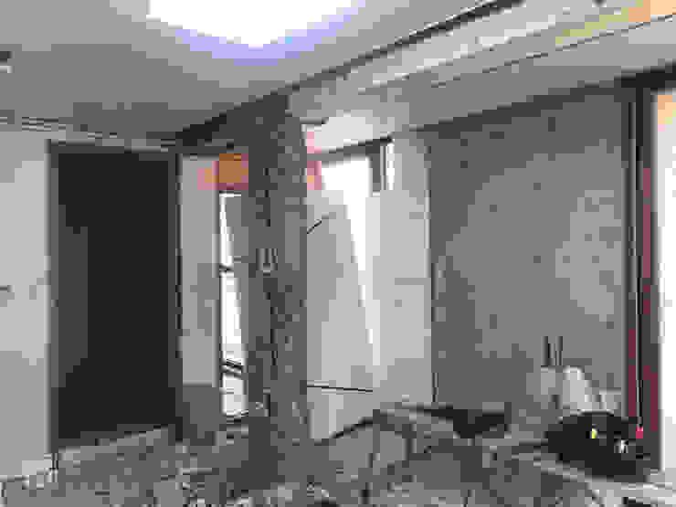 주식회사 착한공간연구소 Moderne Wohnzimmer