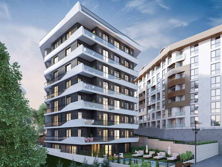 Modern Houses by Statü Plus Modern