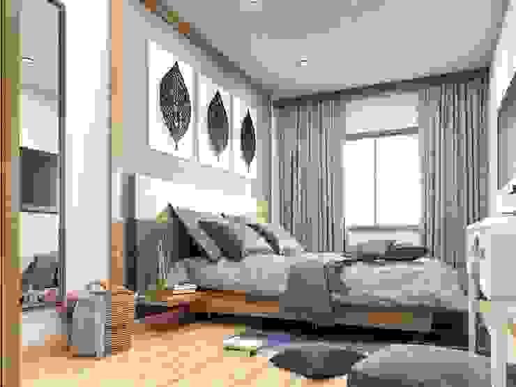 Modern Bedroom by Statü Plus Modern