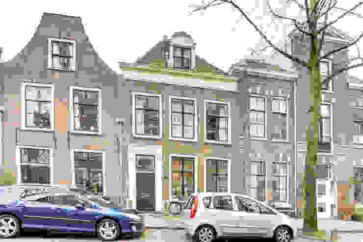 Interne verbouwing Leiden Moderne huizen van Puurbouwen Modern