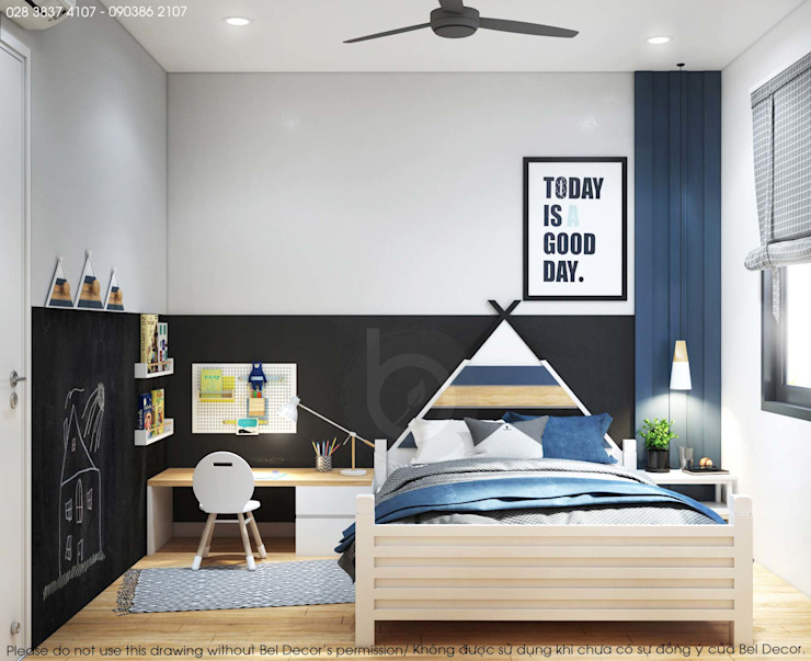 HO1820 MODERN SHOP HOUSE/ BEL DECOR bởi Bel Decor