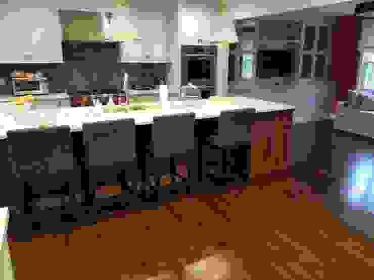 Shine Star Flooring Kitchen