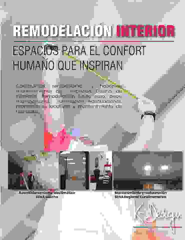Diseño de interiores y remodelación de .K-Design arquitectura y diseño interior