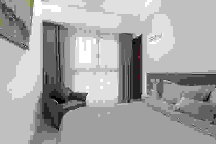 Moderne slaapkamers van 寬宸室內設計有限公司 Modern