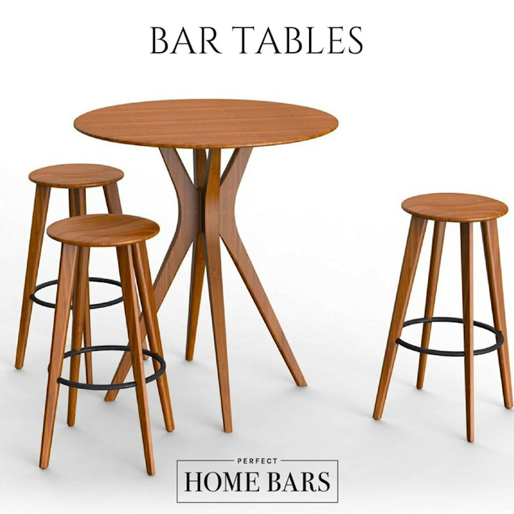Importance of Home Bar Furniture: modern  by Perfect Home Bars, Modern