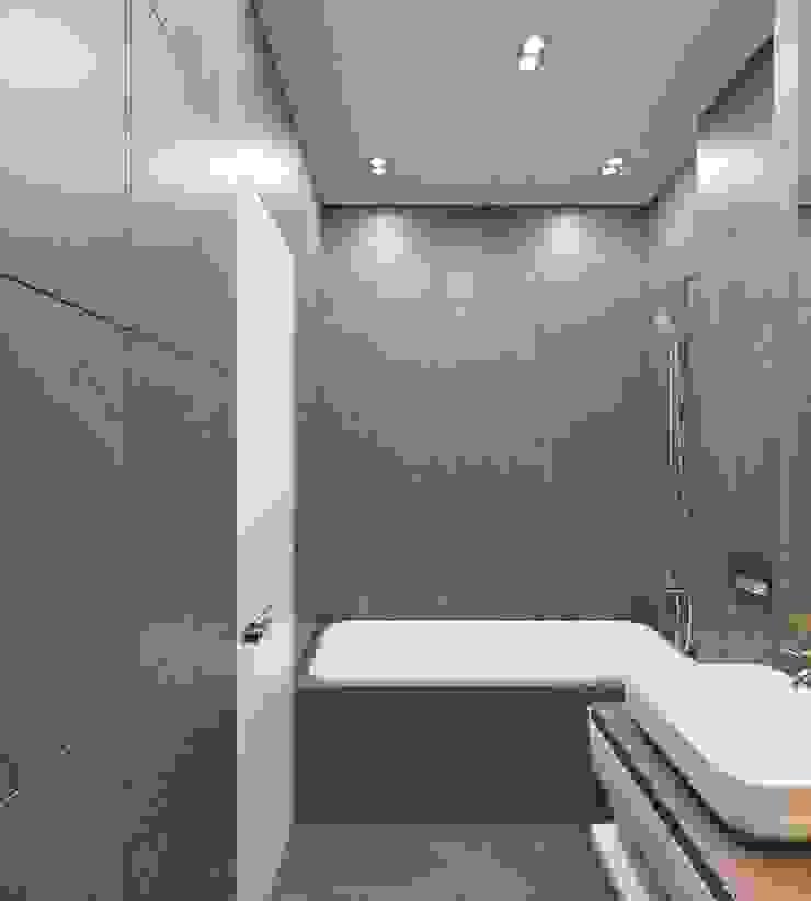 ДизайнМастер Eclectic style bathroom Turquoise