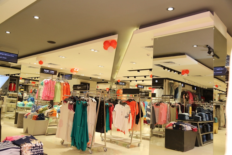Retail Shop by Elcon Infrastructure