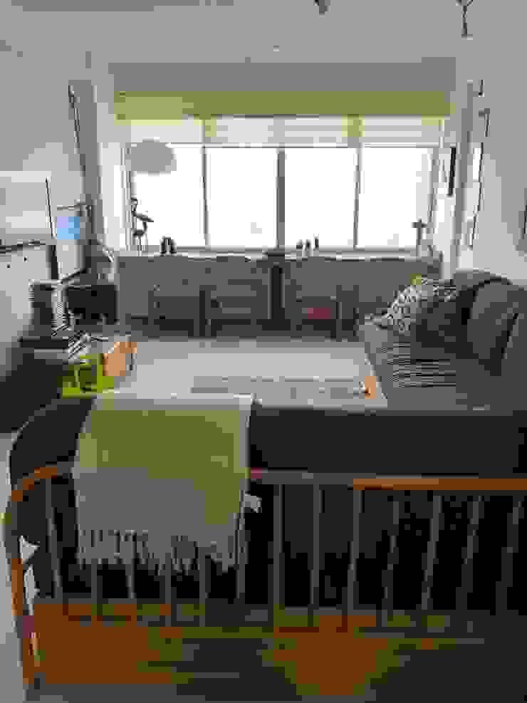 Sala RedecoraYa Salas/RecibidoresAccesorios y decoración Bambú Marrón