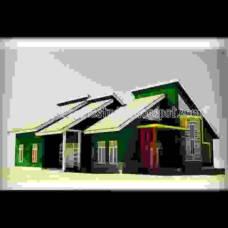Layanan jasa arsitektur Oleh deeshestudio Minimalis