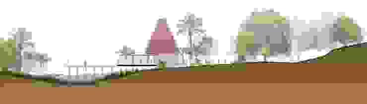 Muelle / Cocodrilario de Taller Arquitectura Objetiva Tropical Bambú Verde