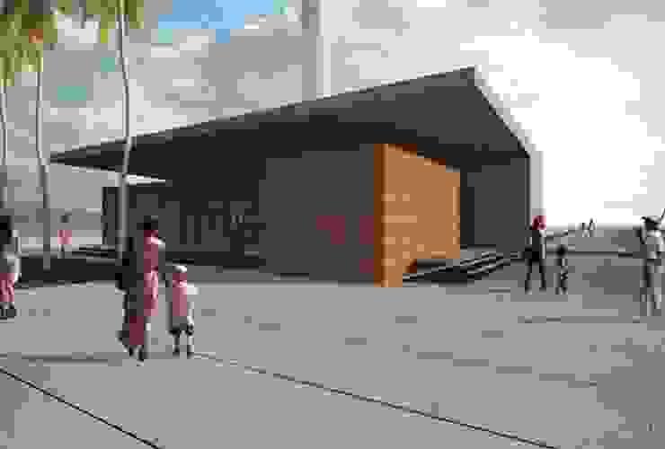 Muelle / Cocodrilario de Taller Arquitectura Objetiva