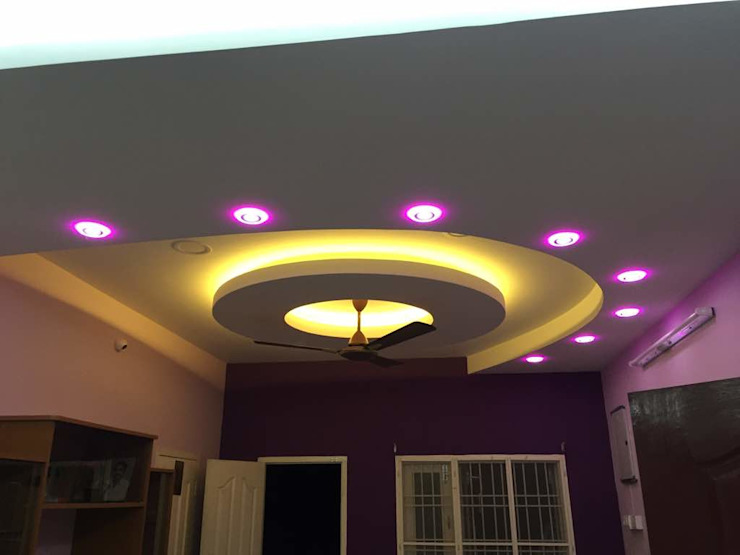 False Ceiling by Elcon Infrastructure