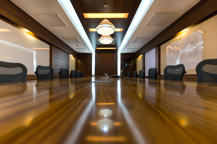 Conference Room by Elcon Infrastructure