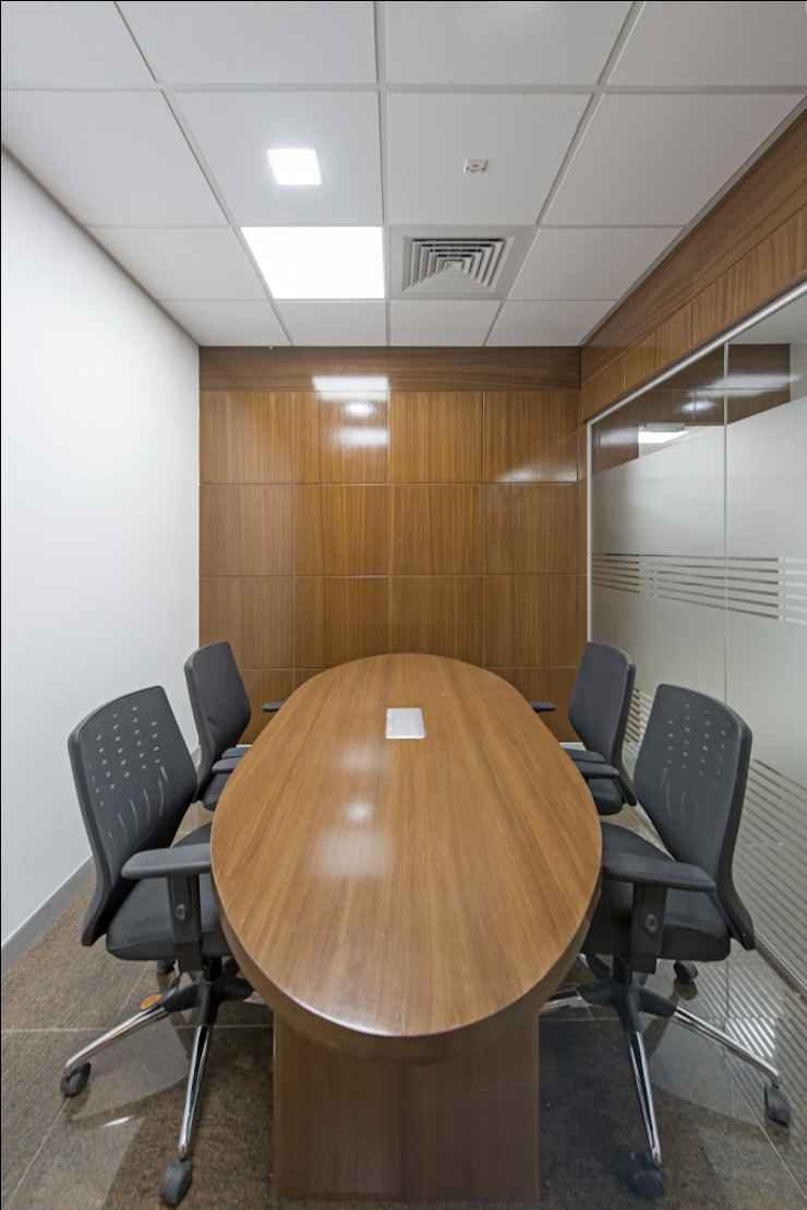 Meeting Room by Elcon Infrastructure