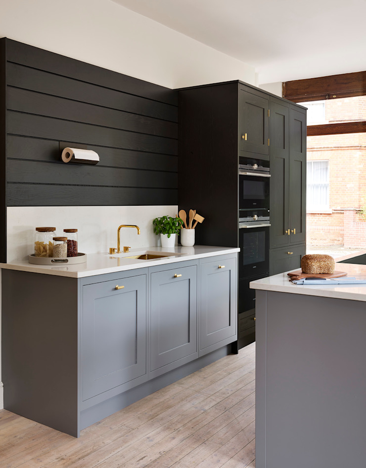 Teddy Edwards showroom Oxford Teddy Edwards Kitchen units