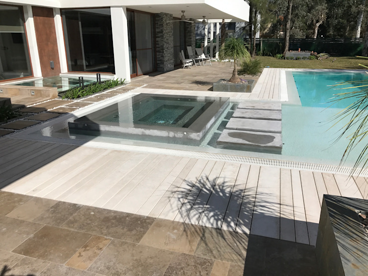 Spa Modern Oleh Surpool - Diseño de Espacios de Agua Modern