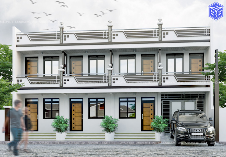 2 storey building by BFG Architectural Services