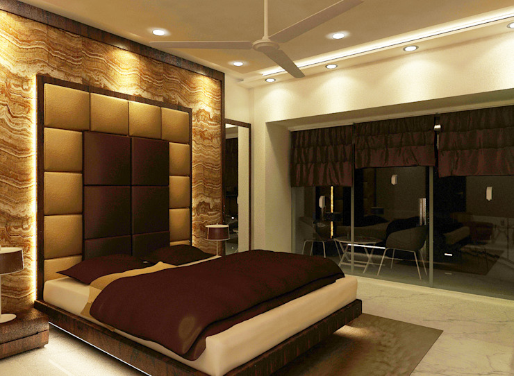 BEDROOM by SIMPLICATED DESIGN