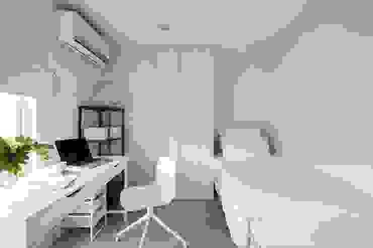 Moderne slaapkamers van 文儀室內裝修設計有限公司 Modern