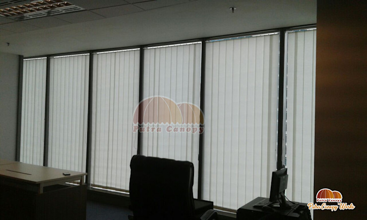 modern  by Putra Canopy, Modern Synthetic Brown