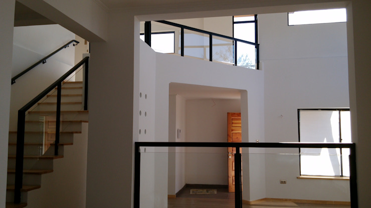 Casa Gral.Cruz Comedores de estilo moderno de Lau Arquitectos Moderno