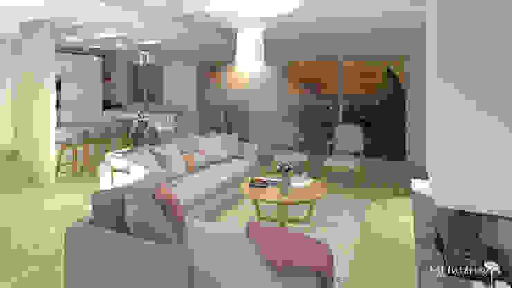 MJ Intérieurs Phòng khách