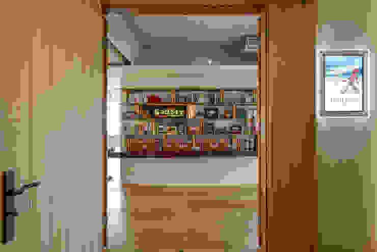 基金會入口 根據 王采元工作室 隨意取材風 合板